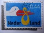 Sellos de Europa - Holanda -  Nederland.