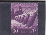 Stamps Egypt -  presa