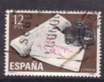 Sellos de Europa - España -  Homenaje a la Prensa