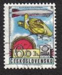 Sellos del Mundo : Europa : Checoslovaquia : Historia de la Aviación