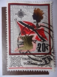 Stamps America - Trinidad y Tobago -  Every Creed y Race Finds an Equal place - Todo credo  y raza encuentra un lugar igual.l