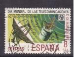 Stamps Spain -  día mundial de las telecomunicaciones