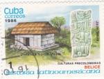 Sellos del Mundo : America : Cuba :  História latinoamericana