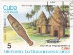Sellos de America - Cuba -  História latinoamericana