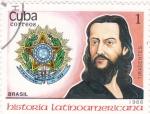 Sellos del Mundo : America : Cuba :  Tiradentes-História latinoamericana