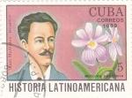Sellos del Mundo : America : Cuba :  Juan Montalvo-História latinoamericana