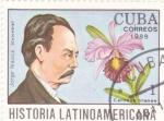Sellos del Mundo : America : Cuba :  Jorge Isaacs-História latinoamericana