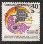 Sellos del Mundo : Europa : Checoslovaquia : Intercosmos