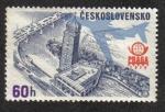 Sellos del Mundo : Europa : Checoslovaquia : Praga 78