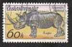 Sellos del Mundo : Europa : Checoslovaquia : Safari checoslovaco