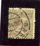 Sellos de Europa - España -  Alfonso XIII. Tipo Pelon