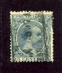 Stamps Spain -  Alfonso XIII. Tipo Pelon