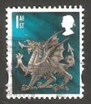 sello : Europa : Reino_Unido : 2111 - Dragón
