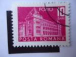 Stamps Romania -  Porto. S/123