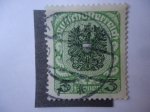 Sellos de Europa - Austria -  Escudo - S/242.