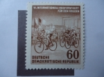 Sellos de Europa - Alemania -  VI Internacional de larga Distancia.