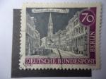 Stamps Germany -  Parochialkirche 1780 - Berlín