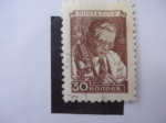 Stamps Russia -  Químico.