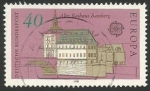 Sellos de Europa - Alemania -  Antiguo Ayuntamiento en Bamberg (858)