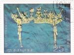 Stamps : Asia : North_Korea :  artesanía