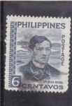 Stamps : Asia : Philippines :  Dr. José Rizal