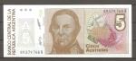monedas del Mundo : America : Argentina :  Australes (anverso)