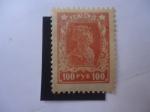 Stamps Russia -  Trabajador/Soldado-República Socialista Federativa Soviética.