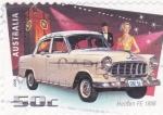 Stamps Australia -  coche- Holden FE 1956