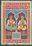 Stamps Algeria -  MÙSICOS