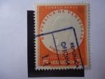 Stamps Venezuela -  150º Aniversario Juramento Monte Sacro y 125º de su Muerte.