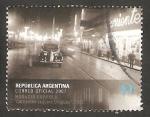 Sellos de America - Argentina -  2700 - Arte Contemporáneo, Corrientes esquina Uruguay, fotografía de Horacio Coppola