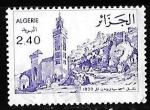 Stamps : Africa : Algeria :  Argelia-cambio