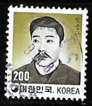 Stamps South Korea -  Corea del sur