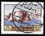 Sellos de Asia - Líbano -  Líbano-cambio