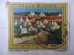 Stamps Italy -  Valle D´Itria.