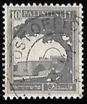 Sellos de Asia - Israel -  70-Palestina