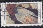 Sellos de Europa - Alemania -  ilustración de un hombre andando