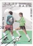 Sellos de Africa - Marruecos -  Mundial futbol EE.UU-94