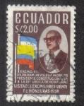 Sellos del Mundo : America : Ecuador : Ramon Villeda Morales