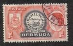 Sellos del Mundo : America : Bermudas : Motivos País