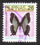 Sellos del Mundo : Asia : Filipinas : Mariposa