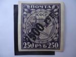 Sellos de Europa - Rusia -  Rusia-URSS-CCCP
