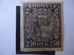 Stamps Russia -  Rusia-URSS-CCCP.Ciencia y Arte Ruso