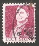 Sellos de America - Estados Unidos -  824 A - Lucy Stone