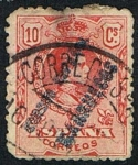 Stamps : Europe : Spain :  CORREOS