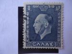 Sellos de Europa - Grecia -  Rey George II de Grecia - (S/391)