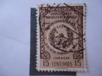 Stamps Venezuela -  Primera Convención Postal-1954.