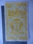 Stamps Venezuela -  Cuatricentenario de la Fundación de la Ciudad de Trujillo 1557-1957