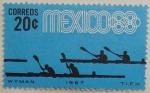 Stamps Mexico -  olimiadas del 68