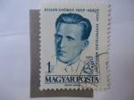 Sellos de Europa - Hungría -  El Movimiento Kilian, llamado Paparazzi - Kilian Gyorgy 1907-1943.